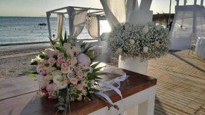 Γάμος στο Ammos Beach
