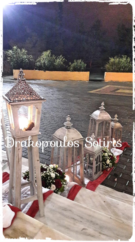 Χειμωνιάτικος γάμος στον Ι.Ν Πέτρου και Παύλου Υμηττό